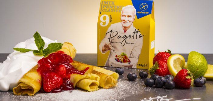 Parmafood preia distribuția produselor fără gluten ale brandului italian Pagotto