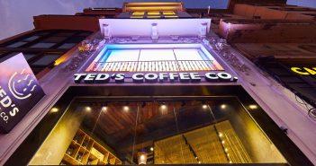 TED'S COFFEE CO. continuă investițiile și dechide noi cafenele