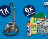TOMBOLĂ PRO FORMULA: poți câștiga 1 aspirator TASKI AERO 8 Plus sau unul dintre cele 6 kit-uri pentru redeschidere