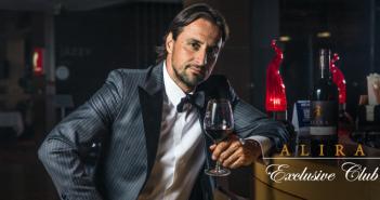 Prima comunitate de iubitori de vin Alira  –  Alira Exclusive Club