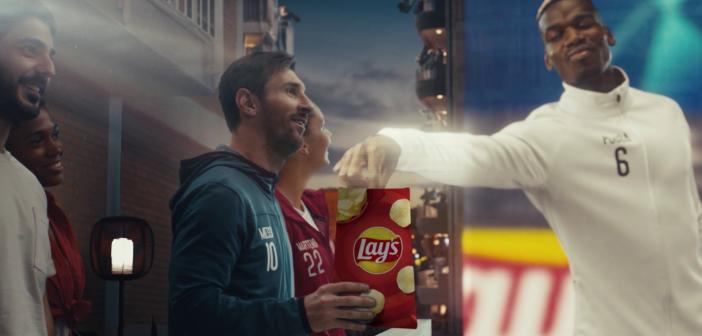 Leo Messi, Ianis Hagi, Paul Pogba și Lieke Martens dau startul campaniei Lay's pentru noul sezon UEFA Champions League