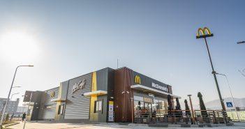 McDonald's deschide un restaurant de tip Drive-Thru la Brașov