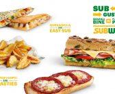 SUBWAY® mareste oferta de produse vegane și vegetariene la un sfert din totalul meniului, în concordanță cu apetitul tinerilor pentru un stil de viață sănătos